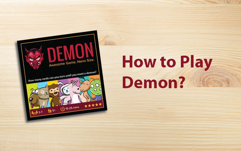 how to play demon